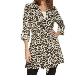 NWT Jennifer Lopez Trench Coat